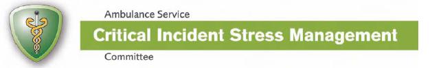 Critical Incident Stress Management (CISM) & Debriefing
